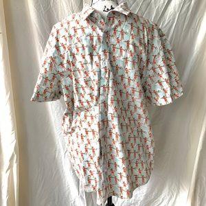 Original Penguin Button Down Shirt